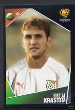 Football Sticker- Panini - UEFA Euro 2004 -  Sticker No 203 - Bulgaria