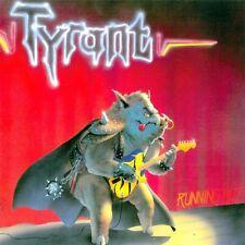TYRANT-Running Hot Gravestone,Blind Guardian,Helloween,Heavens Gate,Saxon,Priest