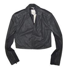 Diesel Libis Leather Jacket Size L 100 Authentic