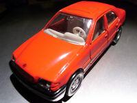SIKU Modellauto, Mercedes Benz C220, rot, TOP!