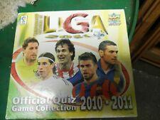 lote caja 50 sobres de cromos sin abrir mundicromo fichas liga 2010 - 2011 10-11