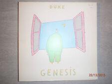 Genesis-Duke Vinyl Album