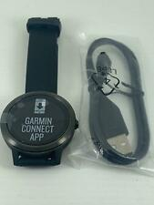 Garmin Vivoactive 3 1.2 Inch HR Sports GPS Multisport Smart Watch - Black/Slate
