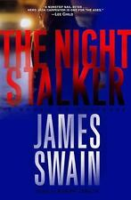 The Night Stalker: A Novel of Suspense-ExLibrary