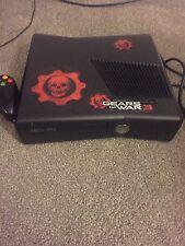 xbox 360 elite gears of wear console black