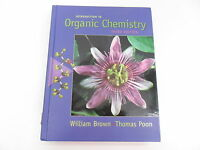 Introduction To Organic Chemistry William Brown Poon 3rd Ed Wiley 2005