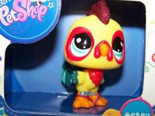 Littlest Pet Shop Special Edition Mail-In Sparkle Glitter ROOSTER lot #2358 NIB