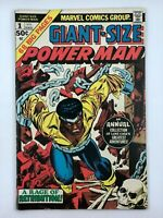 1975 Giant-Size Power Man #1 MARVEL  BRONZE AGE