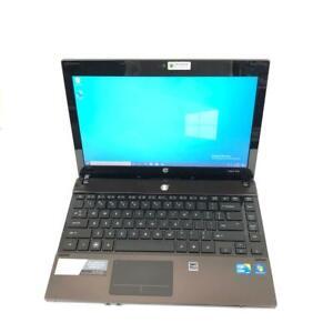 """HP ProBook 4320s 13.3"""" Core i3 350M 4GB RAM 250GB HDD Win 10 Pro"""