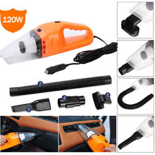 120W Handheld Vacuum Strong Suction Cleaner Portable Wet Dry Car Vacuum Cleaner