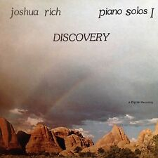 JOSHA RICH   'DISCOVERY'   RARE DIGITAL LP NEW CONDITION 1984