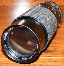 Kalimar 2x Tele Converter M/MD Macro Camera Lens Auto Zoom 80-200mm (88123994)