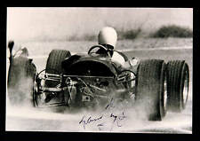 Sam Tingle Foto Original Signiert Formel 1 1963-69 +G 16305