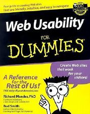 Web Usability for Dummies by Bud Smith (2001, Paperback)