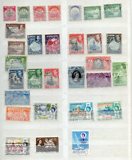 BERMUDA KEVII to  QEII 50 DIFFERENT  MINT HINGED /  USED STAMPS