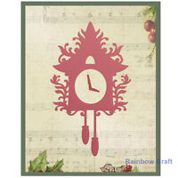 Couture Creations Christmas Dies Collection - Cuckoo Clock