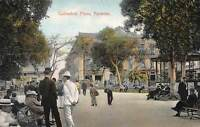 Cathedral Plaza, Panama, Early Postcard, Unused