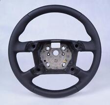 Lenkrad mit Echtlederbezug passend für VW T5 (Lederlenkrad / Tuning F03)