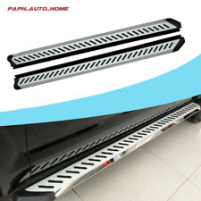 Fit for Audi Q5 2009 -2017 Aluminium Side Step Protector Nerf Bar Running Boards