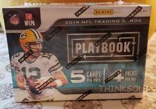 2019 Panini Playbook Football Sealed Blaster Box 4 Packs of 5 NFL Cards 1 Hit