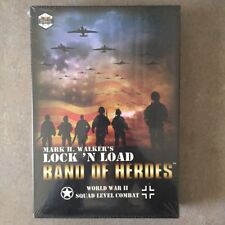 Mark H. Walker's Lock 'N Load Band of Heroes (1st Edition) - NEW SEALED