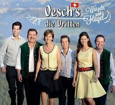 OESCH'S DIE DRITTEN - WURZELN UND FLÜGEL  CD NEU