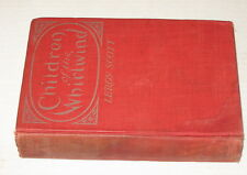 Children of the Whirlwind (1921) by Leroy Scott - Houghton Mifflin Co