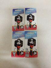 Qty 4 68 and 1 66 Kw1 Key Disney Mickey Mouse Disneyland