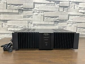 Rotel RB-1070 Stereo Power Amplifier Black