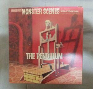 The Pendulum/Aurora Monster Scenes 1/13 Scale