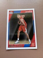 2016-17 Hoops Los Angeles Clippers Basketball Card #282 Brice Johnson Rookie