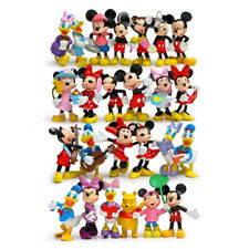 25pcs Disney Mickey Mouse & Friends Figures Clubhouse Toy Collection Xmas Gift