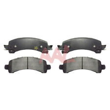 AAL Rear BRAKE PADS For 2003 2004 CADILLAC SEVILLE STS (Complete set 4 pieces)