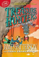 Treasure Hunters: Peril at the Top of the World  Patterson, James  VeryGood  Boo