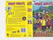 THE HOOLEY DOOLEYS IN OOPS A DAZEE  VHS PAL VIDEO~ A RARE FIND