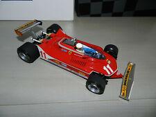 1/18 EXOTO Exoto Ferrari 312T4 GPC97072 GP Belgium1979 Winner Jody Scheckter