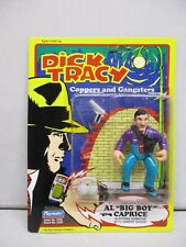 1990 Playmates Dick Tracy Coppers and Gangsters Al Big Boy Caprice