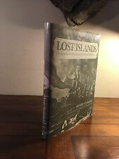 "1984 1st Edition ""LOST ISLANDS"" by Henry Stommel *Signed by Author*"