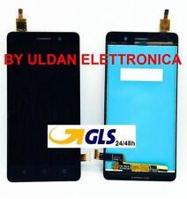 TOUCH SCREEN VETRO + LCD DISPLAY ASSEMBLATI Huawei G Play mini CHC-U01 Nero