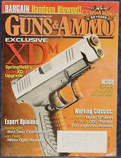 Magazine GUNS & AMMO August 2008 WINCHESTER Model 12 SKEET, STEVENS Model 200