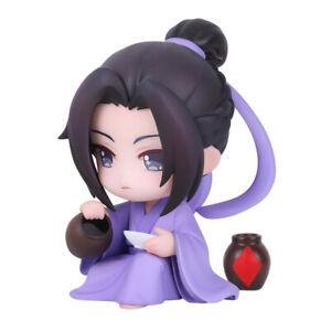 "The Untamed Figurine Jiang Cheng 6cm/2.3"" Mini Statue Original Genuine In Stock"