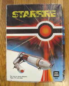 Starfire Task Force Games TFG 1031 Board Game RPG Vintage Incomplete