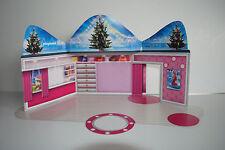 Playmobil Ankleide Spaß Modenschau 6626 Diorama Adventskalender