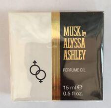 MUSK BY ALYSSA ASHLEY PERFUME OIL 15 ml