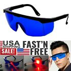 Professional Eyewear Blue Glasses Goggles For 590-690nm Beauty Protective