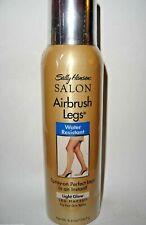 1 Sally Hansen Salon Airbrush Spray-On Legs Makeup Light Glow, 4.4 oz