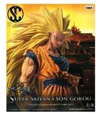 DRAGON BALL Z GOKU GOKOU SS3 SSJ3 SCULTURES FIGURA NUEVA NEW FIGURE