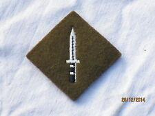 No. 2 Dress Abz.  Combat Infantryman, Bayonet