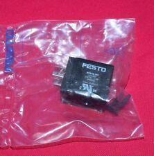 FESTO Magnetspule MSN16-24V  123060 24V DC-2,5W  IP65 (736)