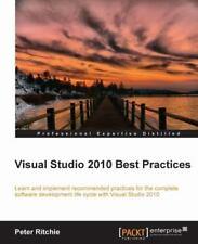 Visual Studio 2010 Best Practices (Paperback or Softback)